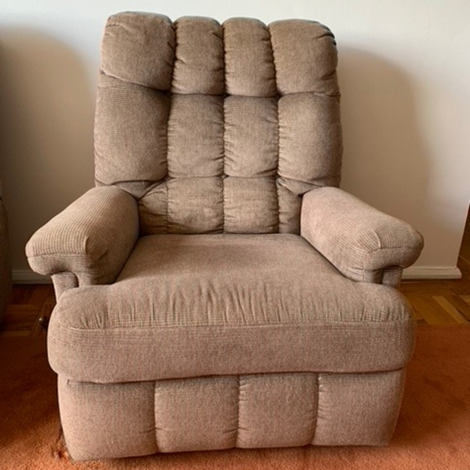 Fabric Armchair Recliner - image-17