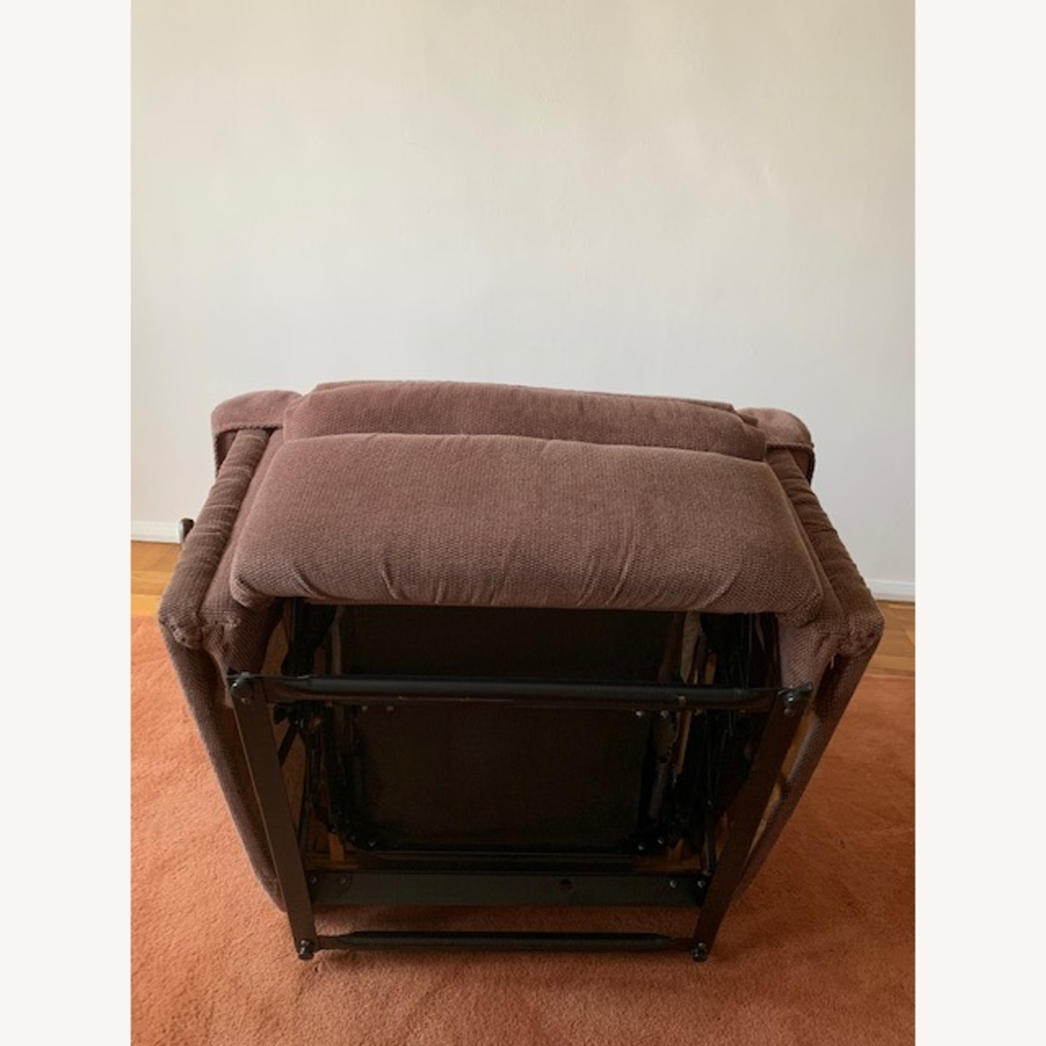 Fabric Armchair Recliner - image-5