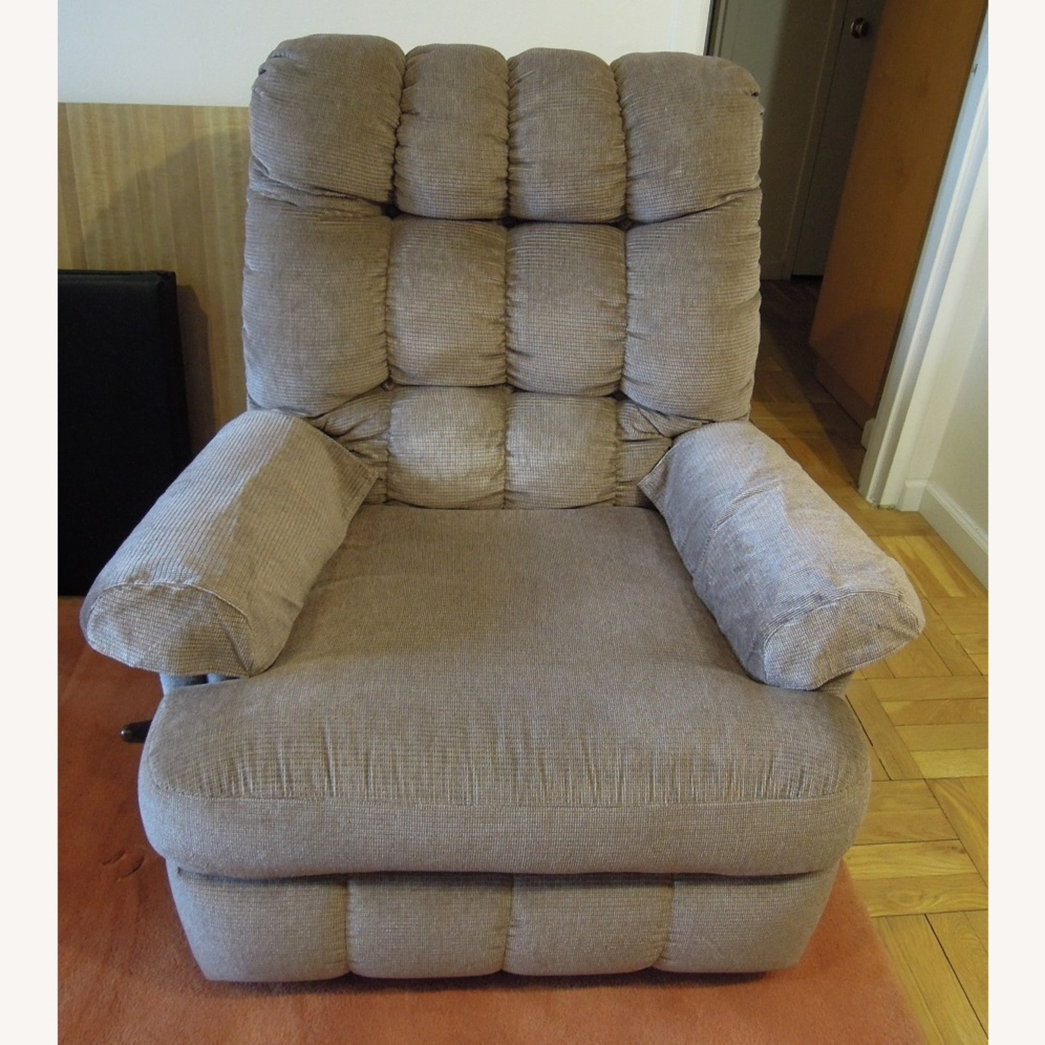 Fabric Armchair Recliner - image-22