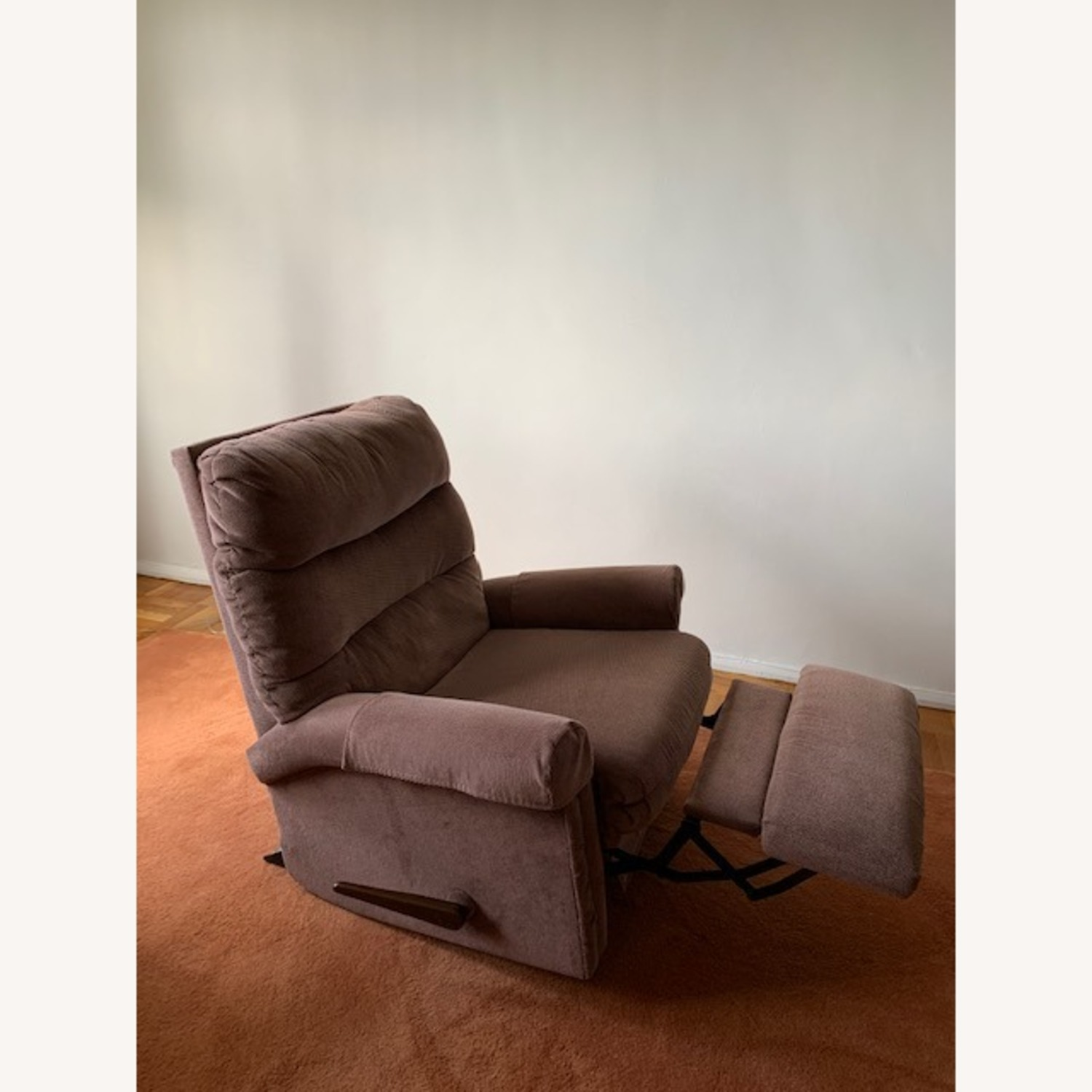 Fabric Armchair Recliner - image-12