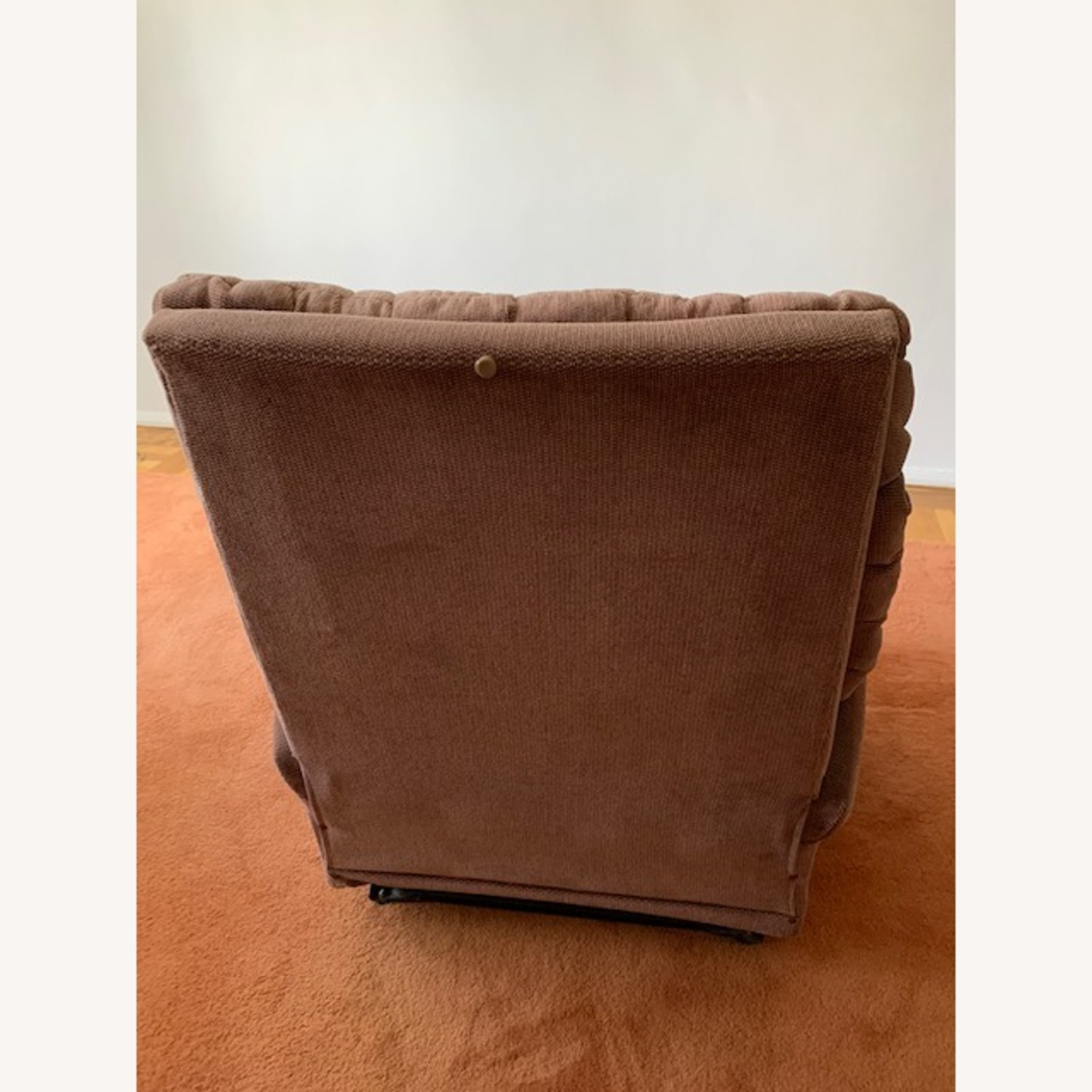 Fabric Armchair Recliner - image-4