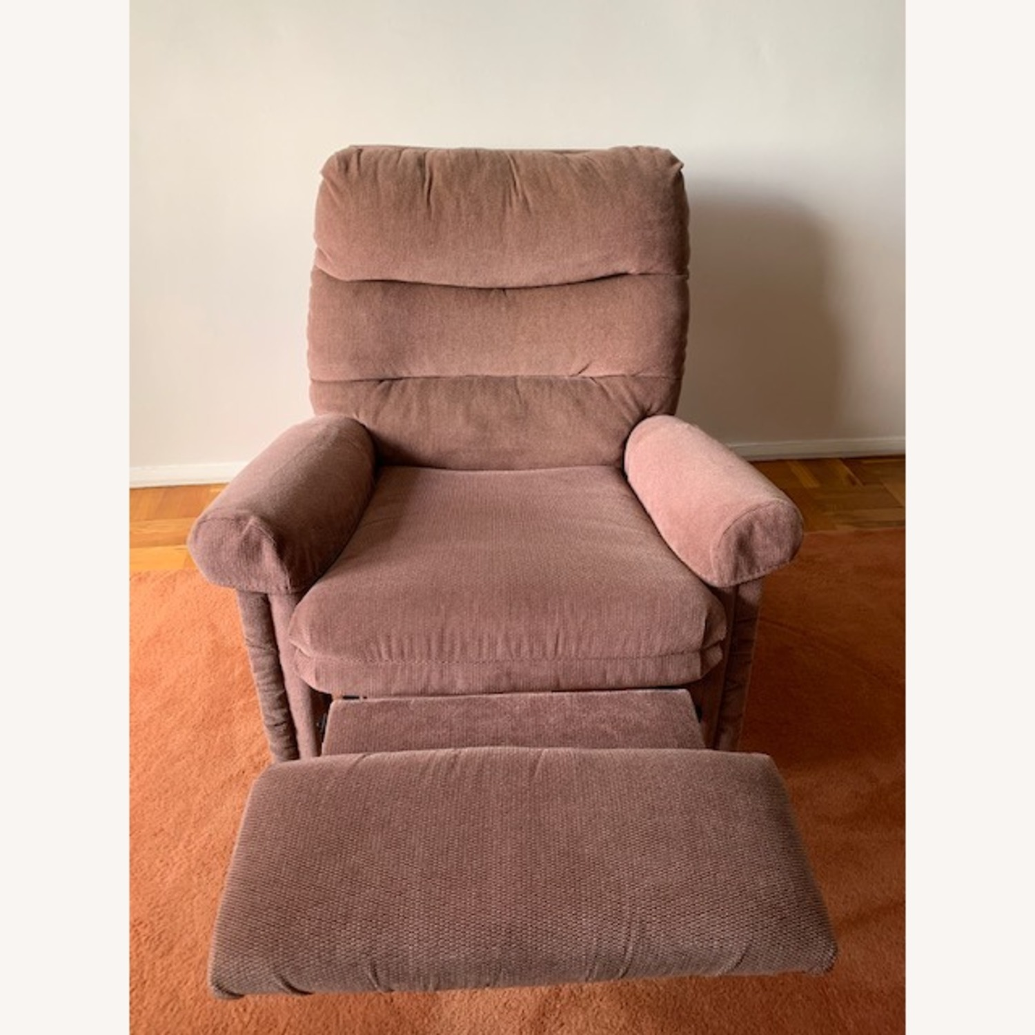 Fabric Armchair Recliner - image-9
