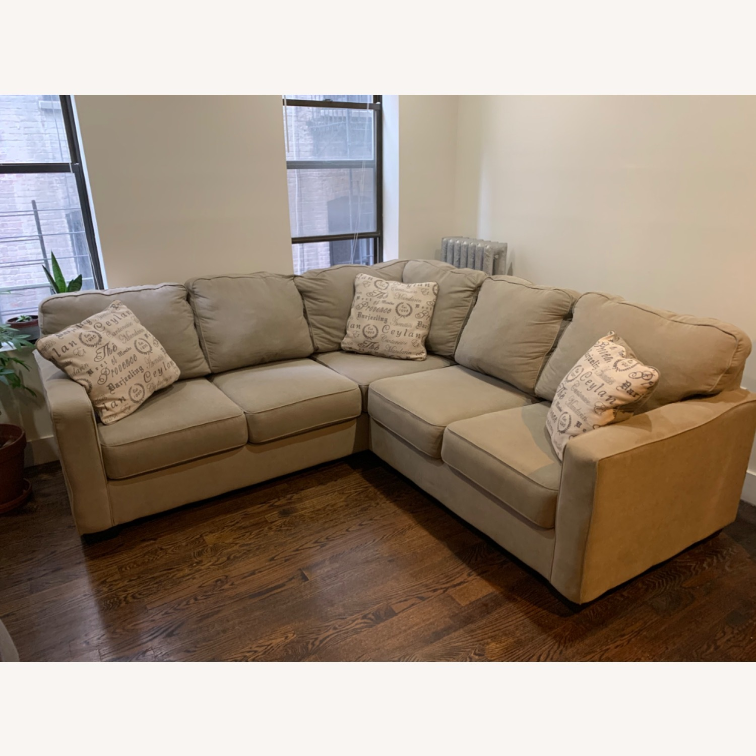 Ashley Furniture Big Comfy Couch - image-5