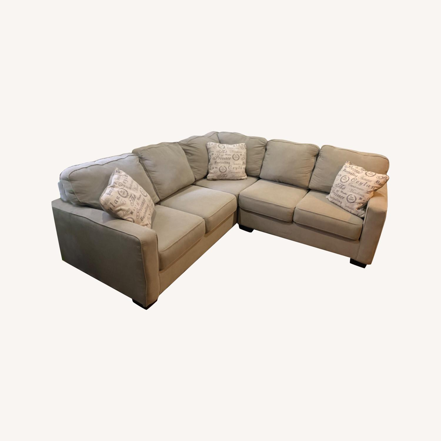 Ashley Furniture Big Comfy Couch - image-0