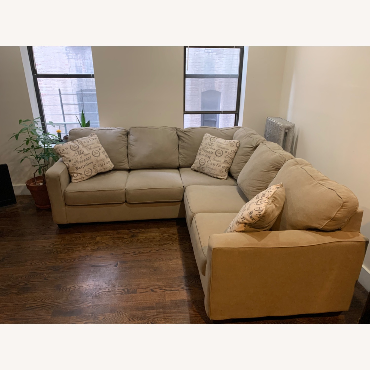 Ashley Furniture Big Comfy Couch - image-4