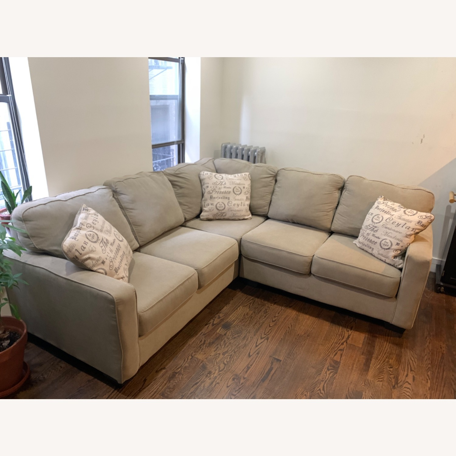 Ashley Furniture Big Comfy Couch - image-1