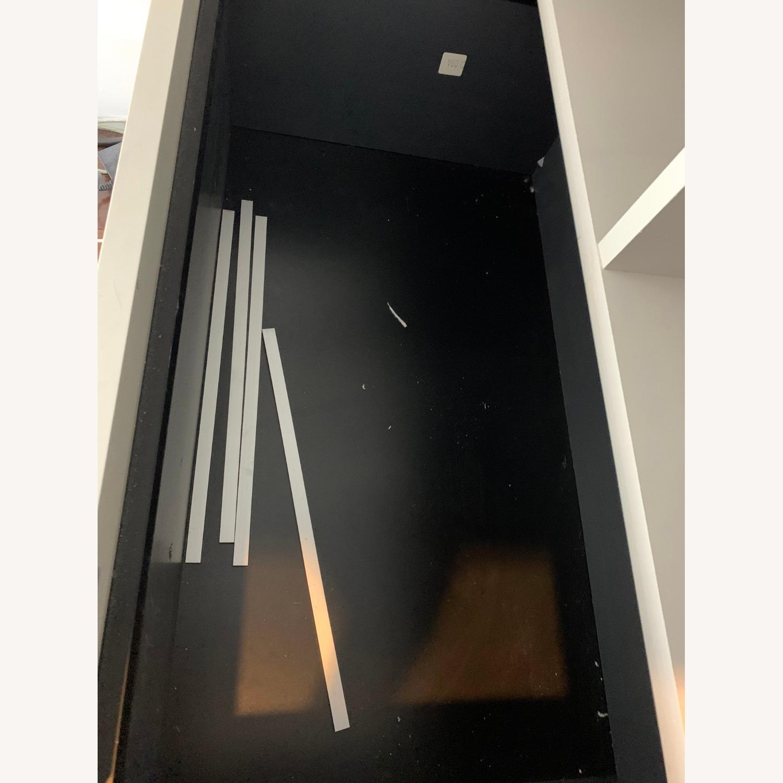 Dark Wood Desk - image-5