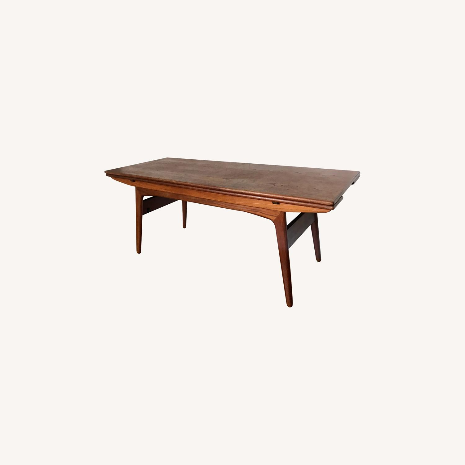 Metamorphic Danish Modern Coffee / Work Table - image-0