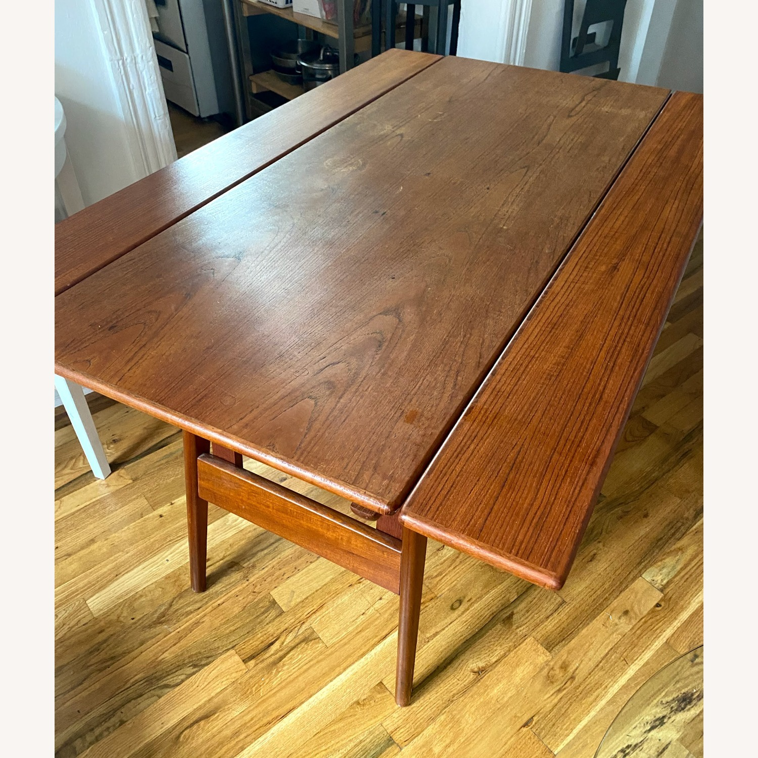 Metamorphic Danish Modern Coffee / Work Table - image-6