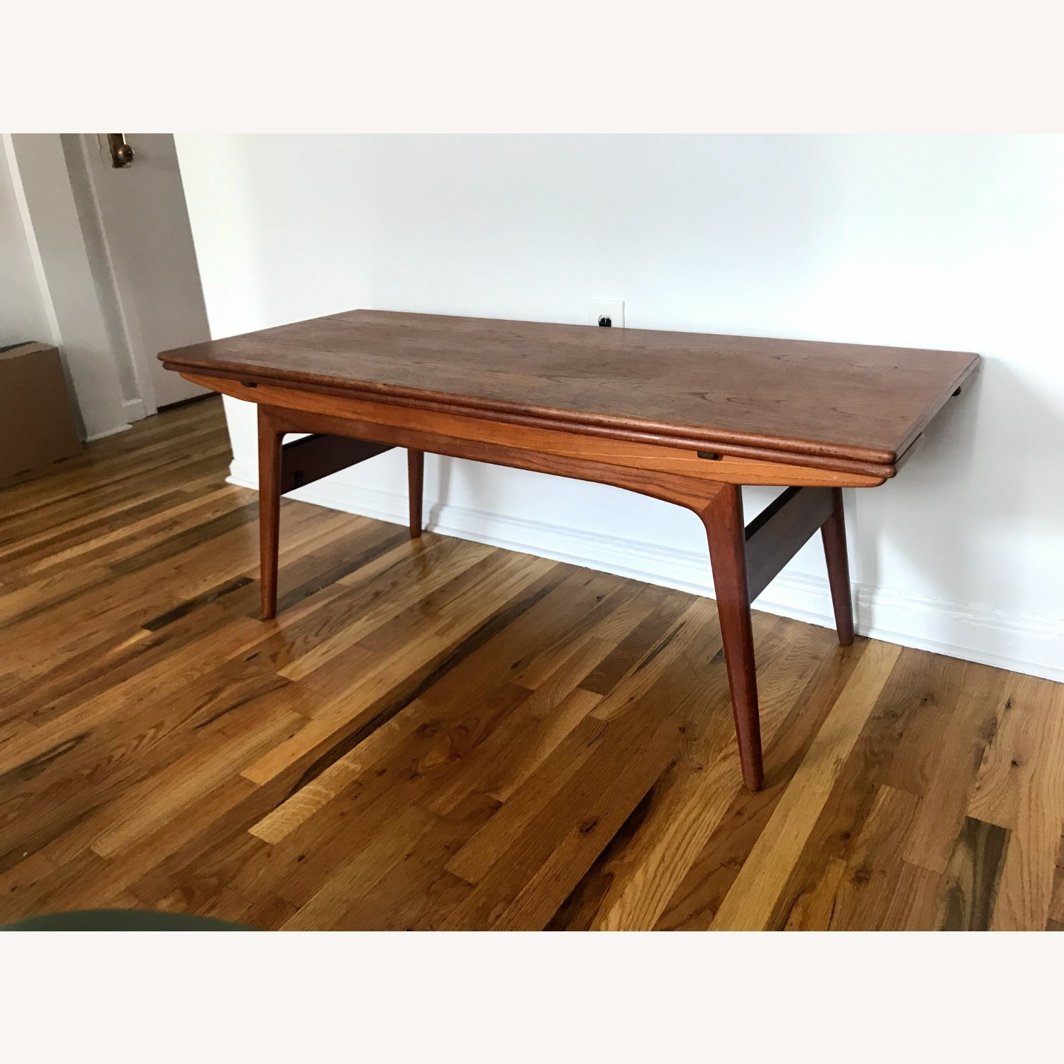 Metamorphic Danish Modern Coffee / Work Table - image-1