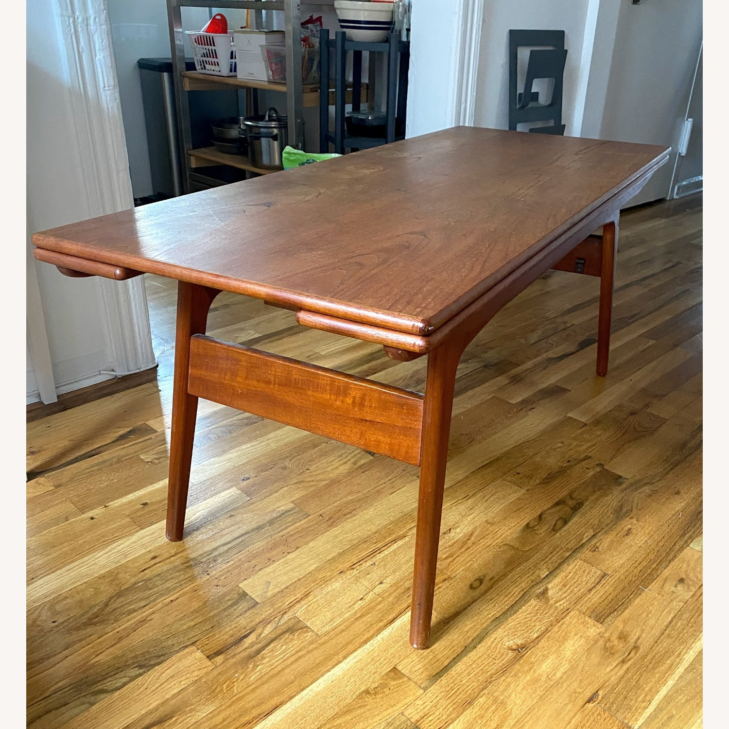Metamorphic Danish Modern Coffee / Work Table - image-2