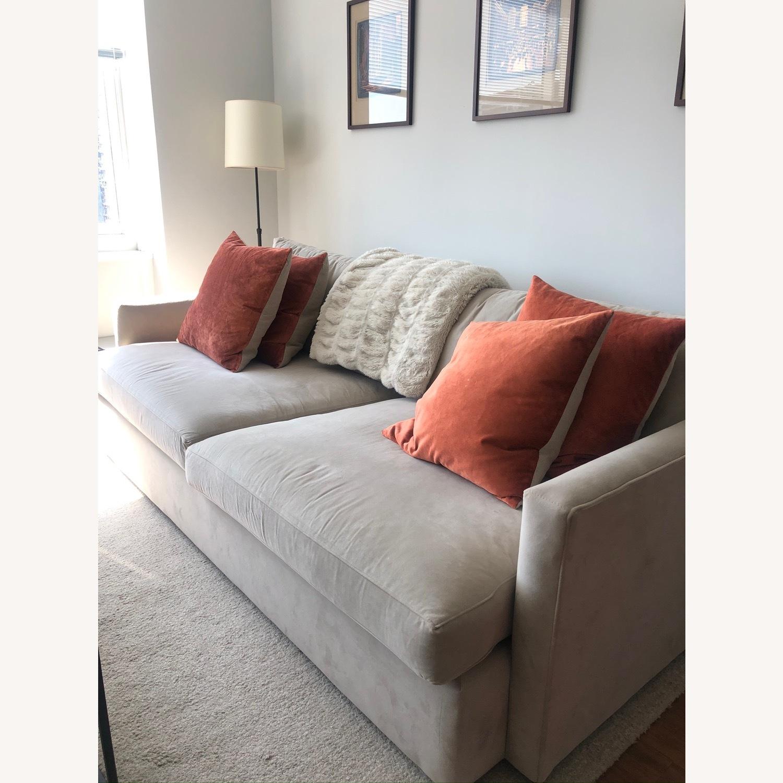 Crate & Barrel Lounge sofa - image-1