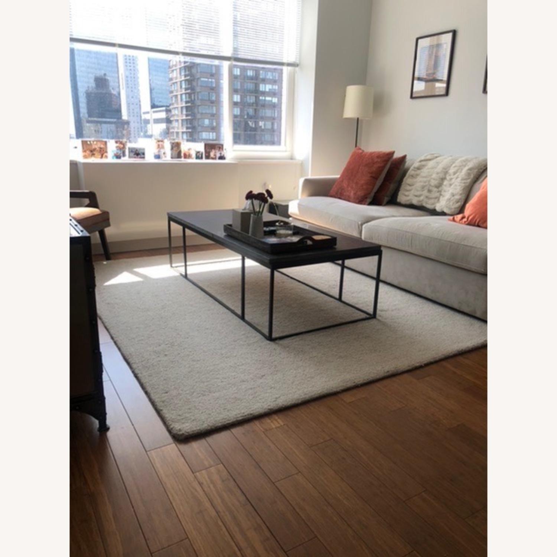 Crate & Barrel Lounge sofa - image-2