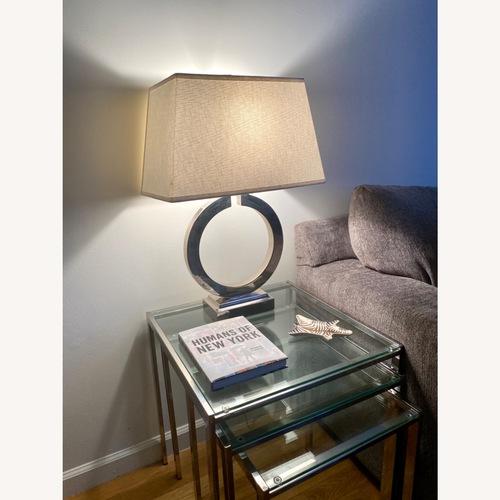 Used Modern Table Lamp for sale on AptDeco