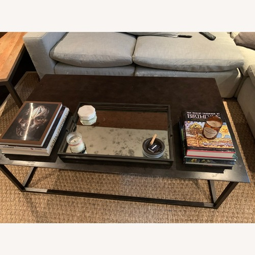 Used Restoration Hardware Coffee Table for sale on AptDeco