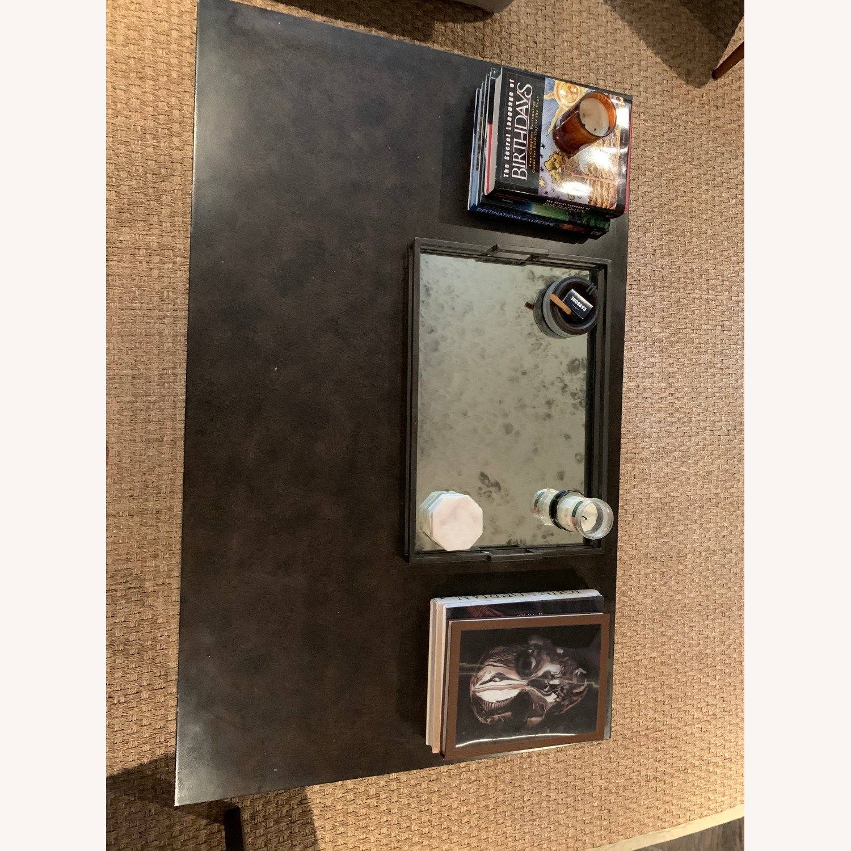 Restoration Hardware Coffee Table - image-5