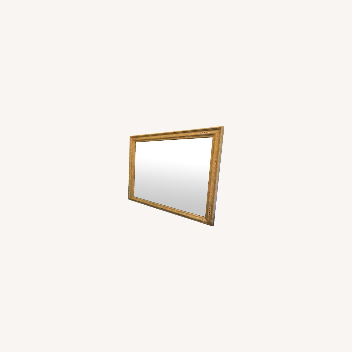 Mirror with Antique-style Frame - image-0