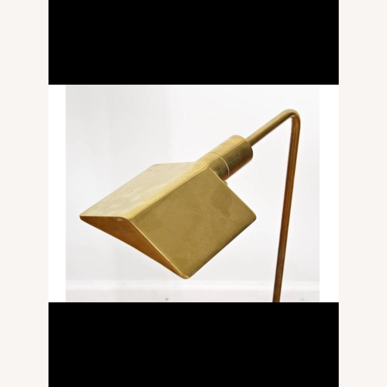 Cedric Hartman Brass & Chrome Reading Lamp - image-2