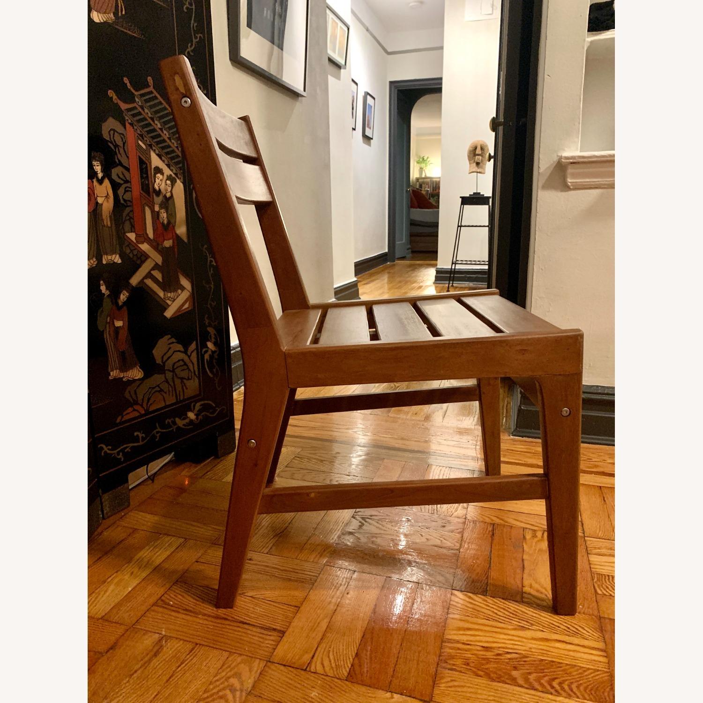 West Elm Indoor/Outdoor Chairs (set of 2) - image-3