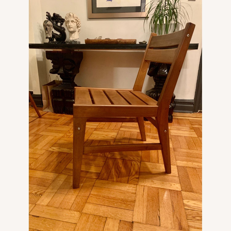 West Elm Indoor/Outdoor Chairs (set of 2) - image-6