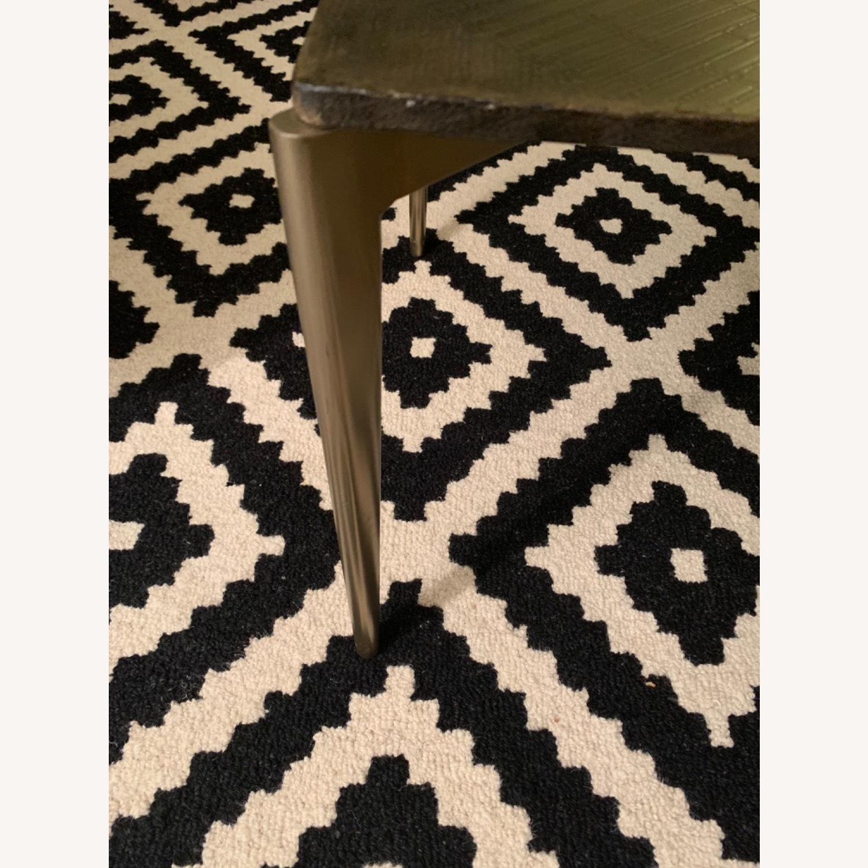 West Elm Bronze Coffee Table - image-3