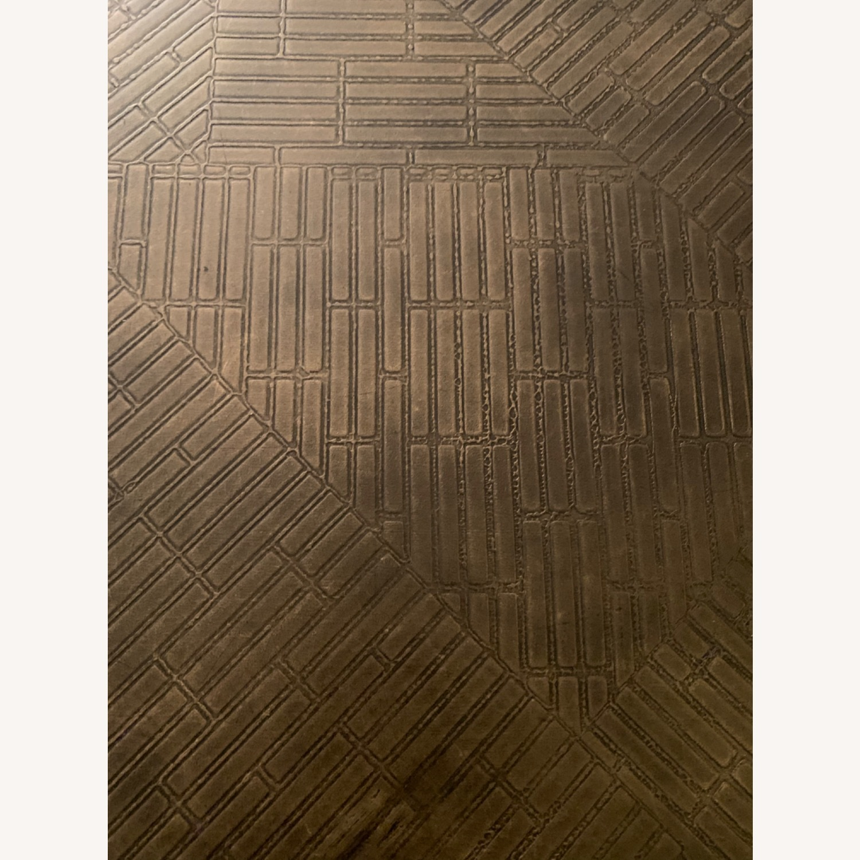 West Elm Bronze Coffee Table - image-2