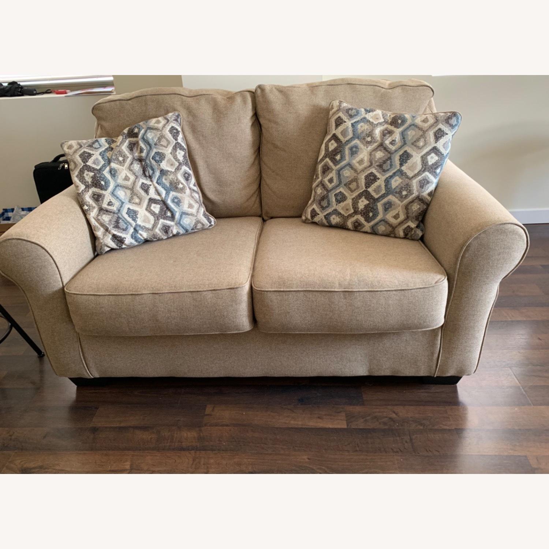 Ashley Furniture Loveseat - image-1