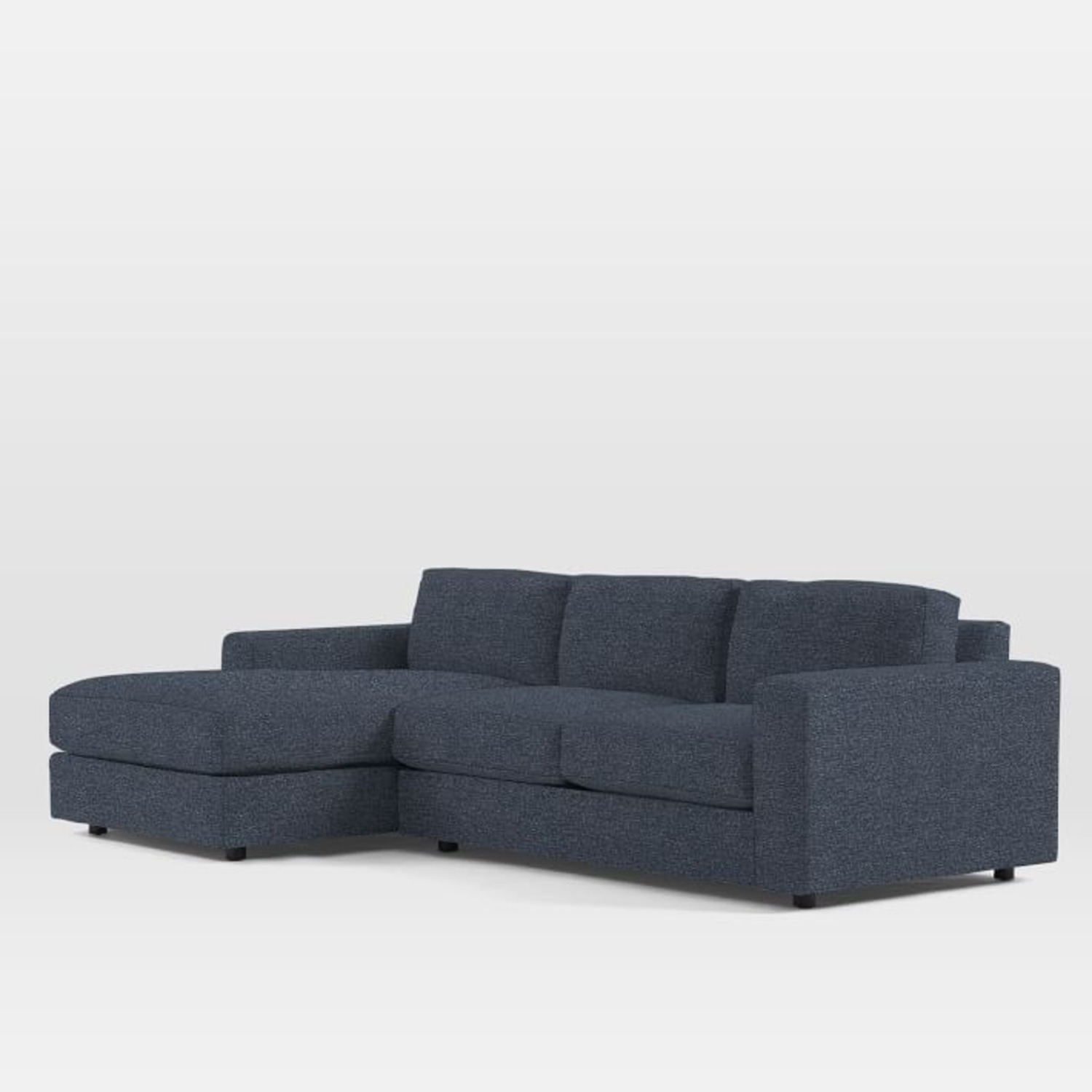 West Elm Urban 2-Piece Chaise Sectional - image-3