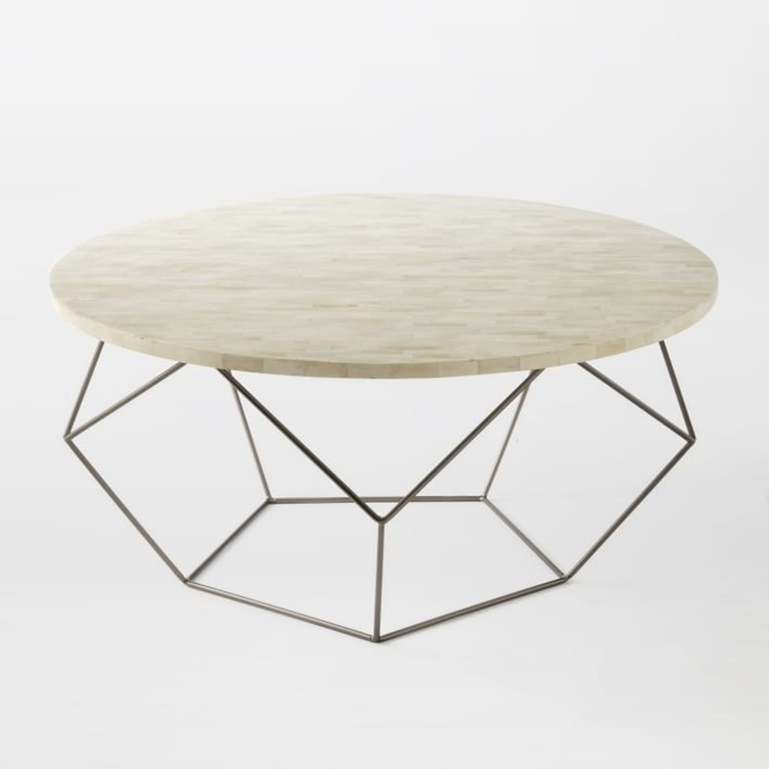 West Elm Origami Oversized Coffee Table - image-1