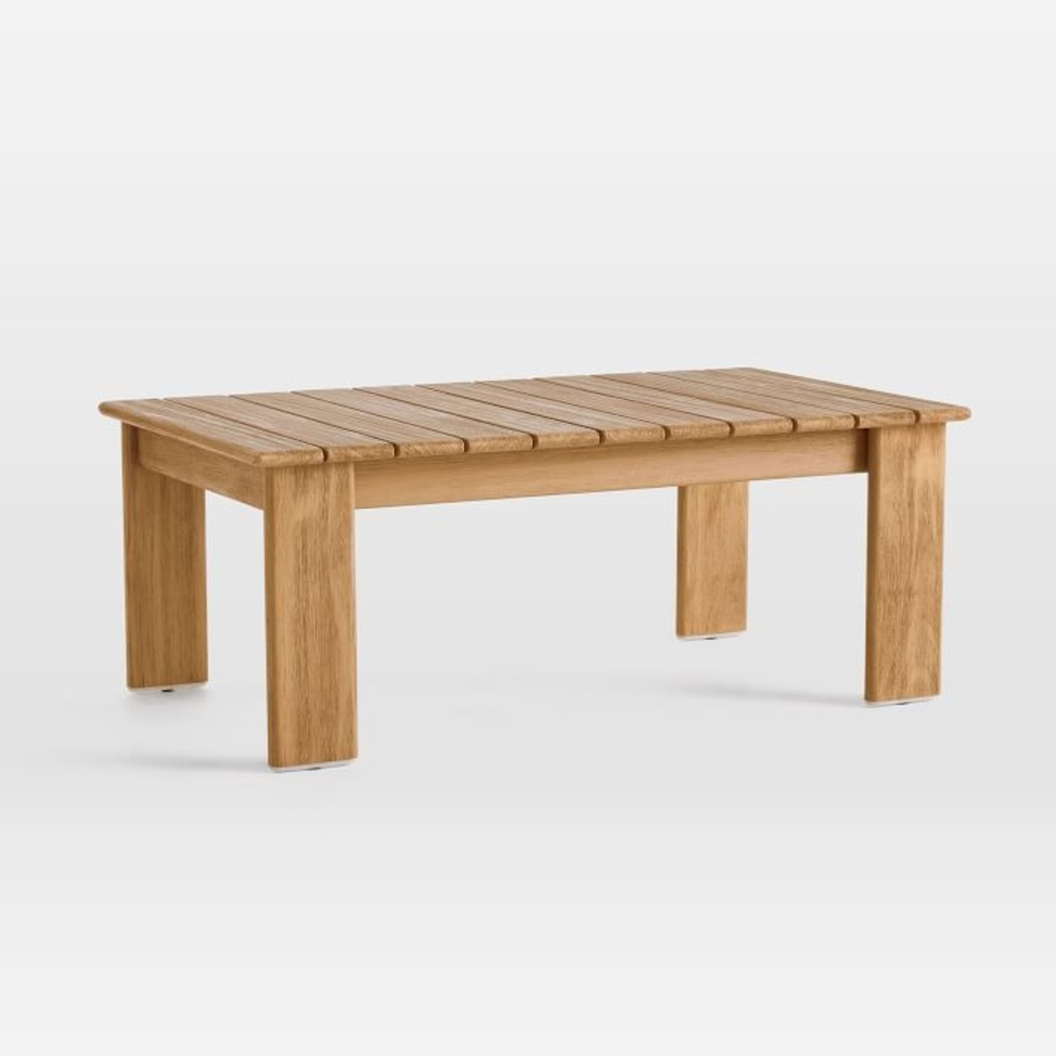 West Elm Playa Outdoor Coffee Table - image-1