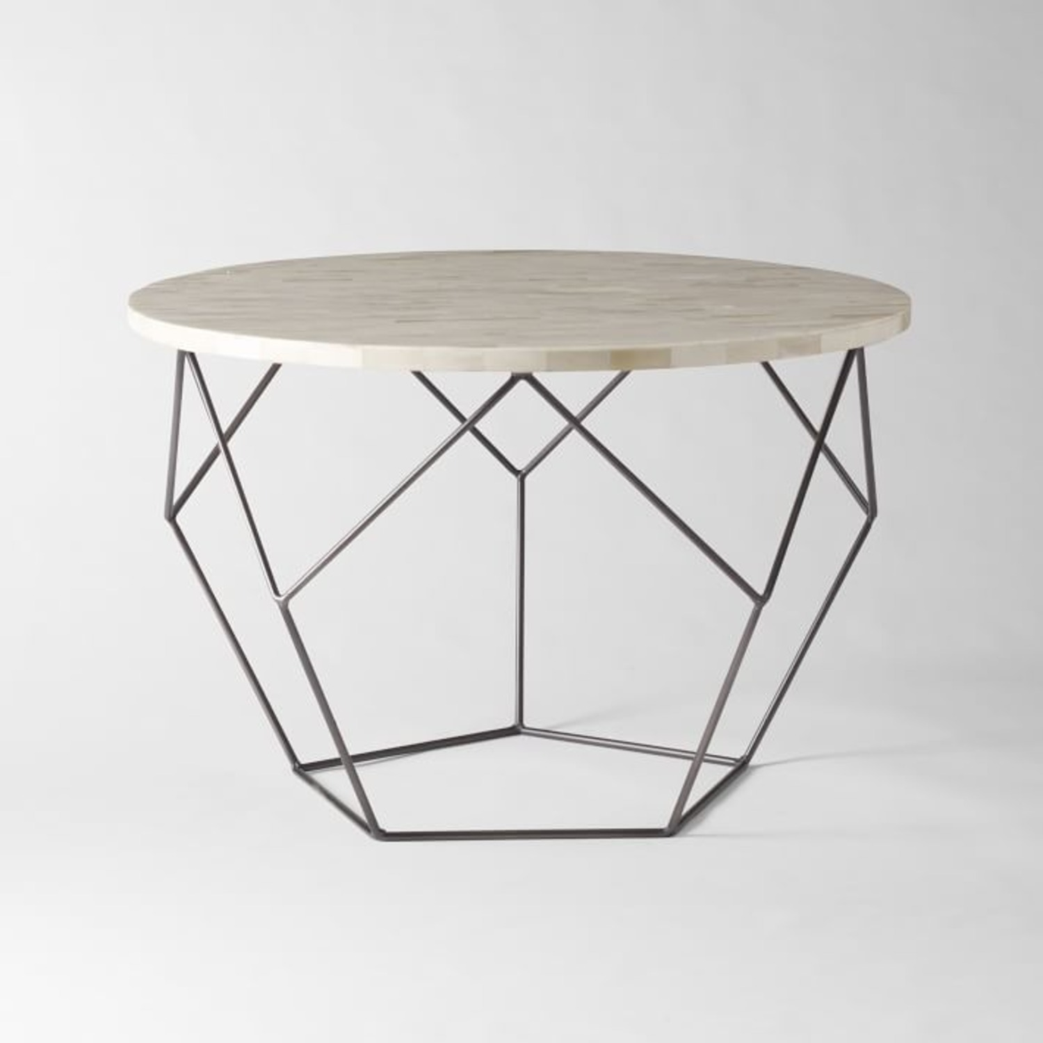 West Elm Origami Coffee Table - image-1