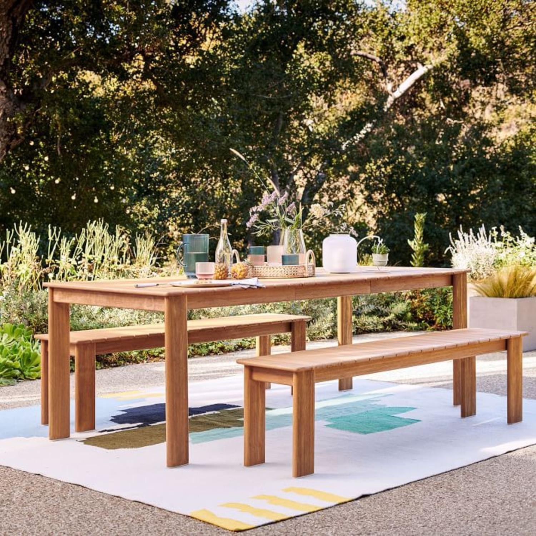 West Elm Playa Bench - Large - image-3
