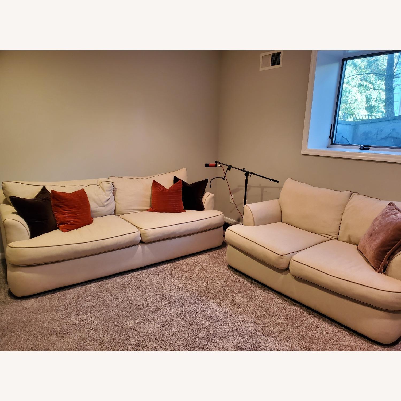 2 Piece Sofa Set - image-1