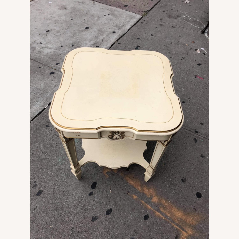 Vintage 1970s Side Table - image-3