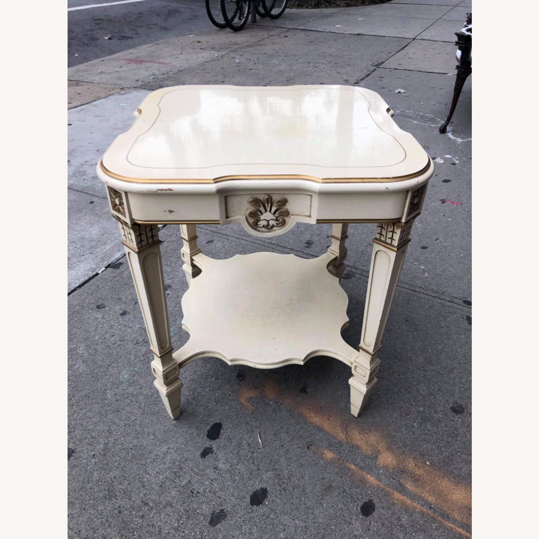 Vintage 1970s Side Table - image-2