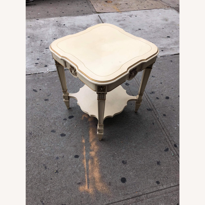 Vintage 1970s Side Table - image-4