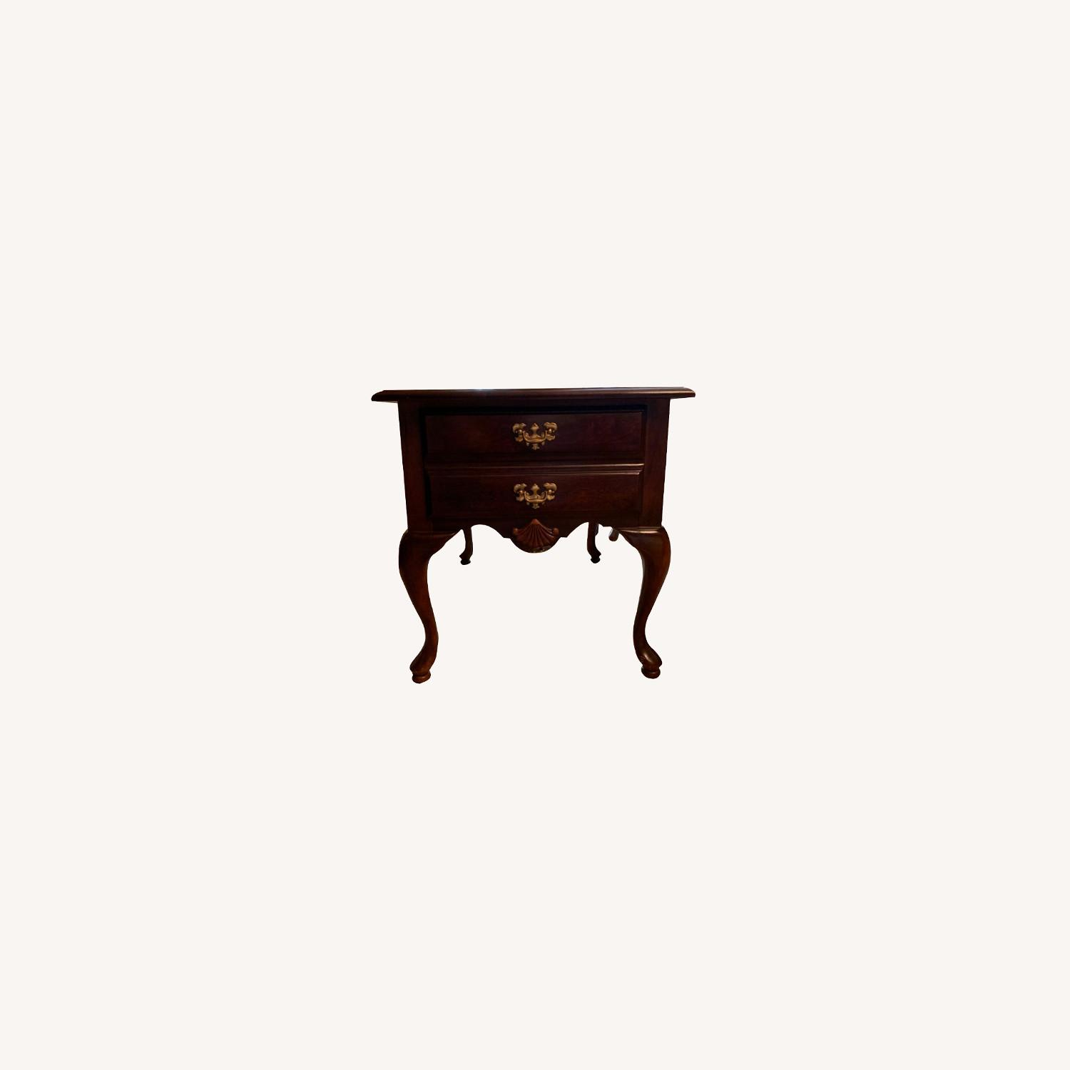 American Drew Set of End Tables - image-0