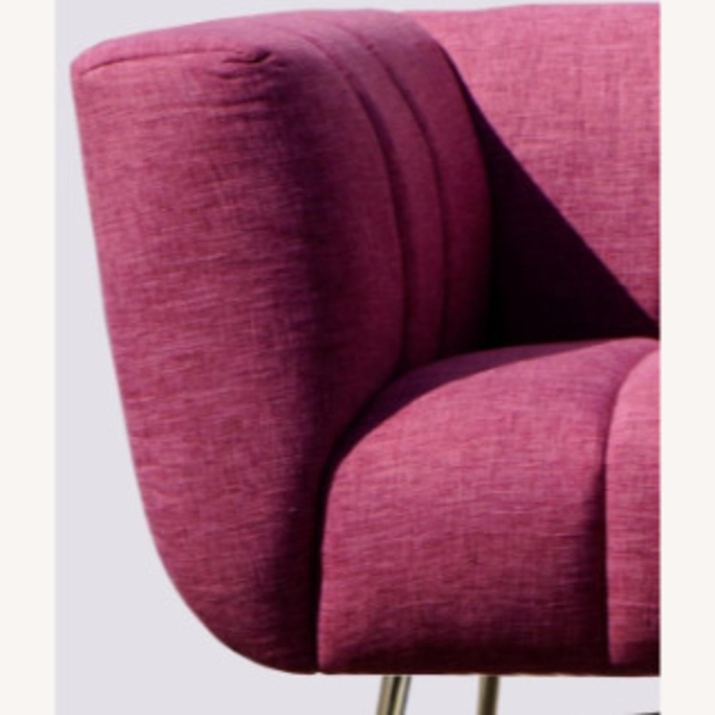 Brooklyn Space Mid-Century Ultra-Glam Sofa - image-2