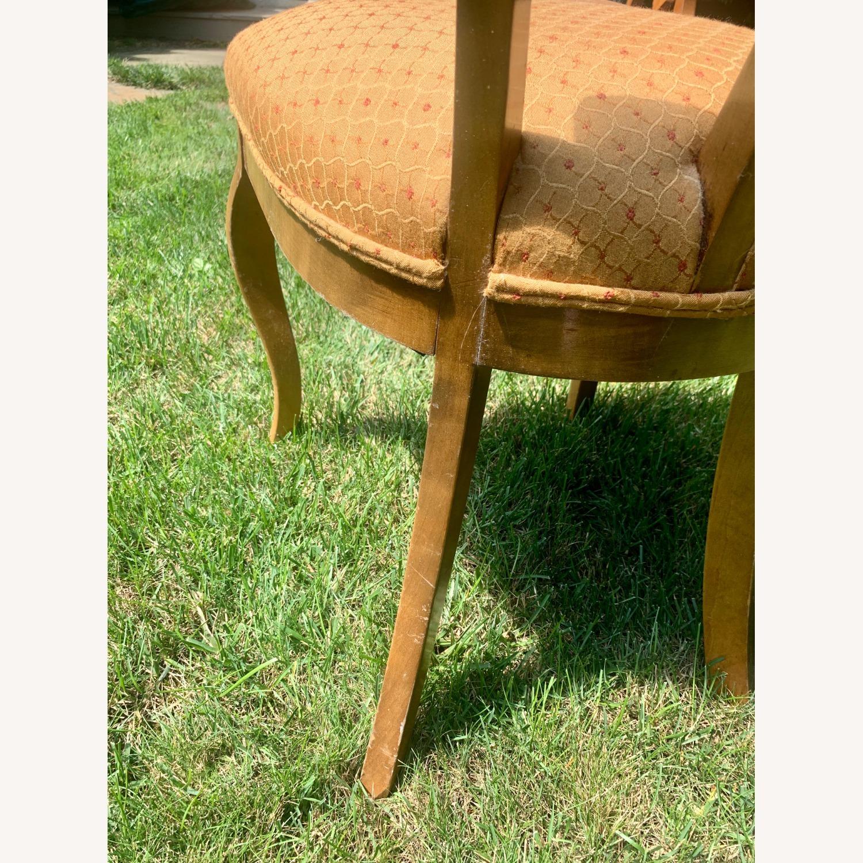 Antique Biedermeier chair - image-8