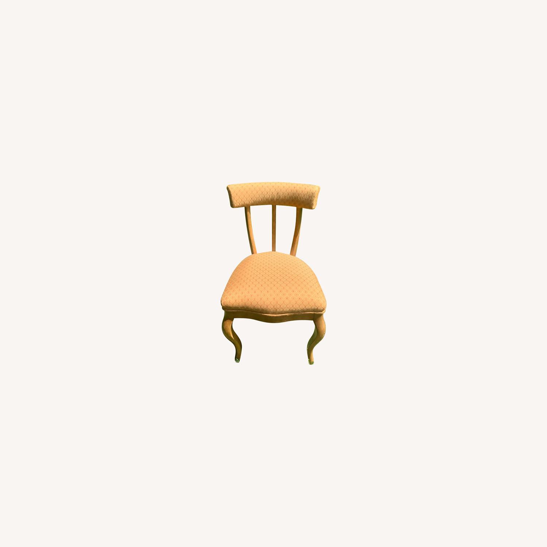 Antique Biedermeier chair - image-0