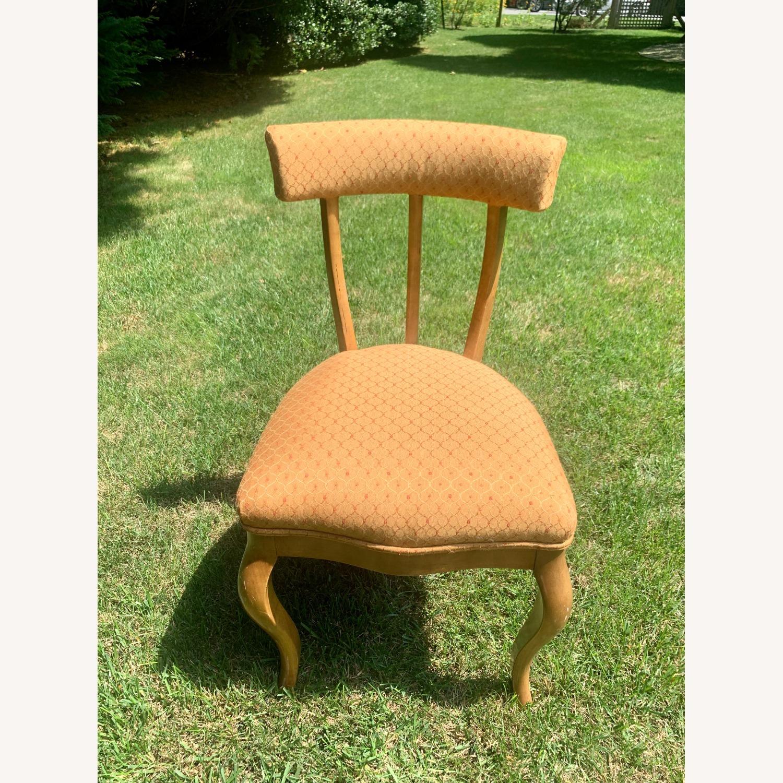 Antique Biedermeier chair - image-1