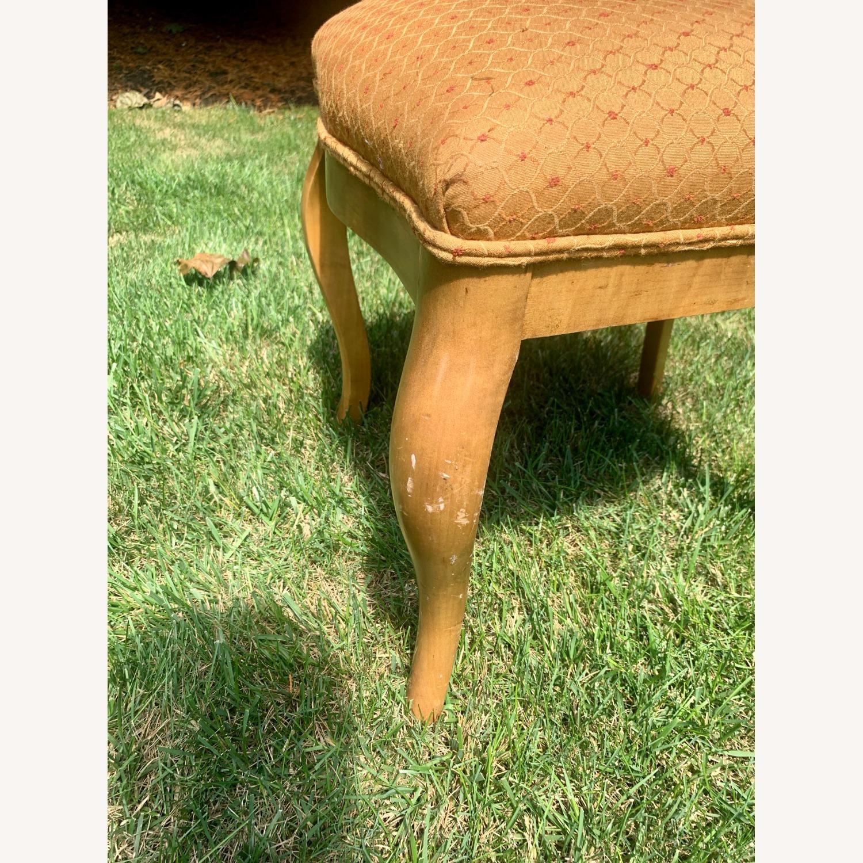 Antique Biedermeier chair - image-6