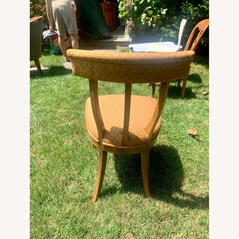 Antique Biedermeier chair - image-7