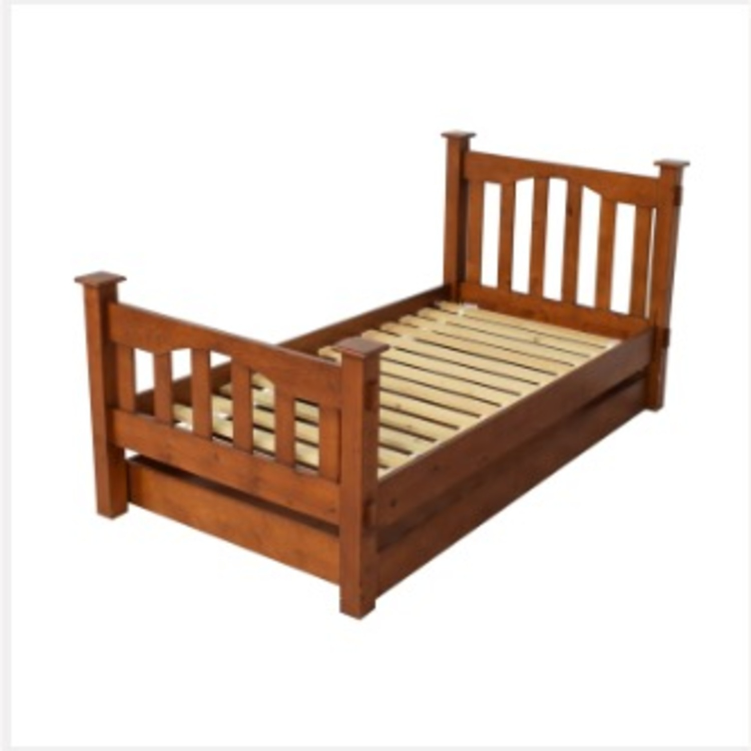 Picture of: Pottery Barn Kids Kendall Twin Trundle Bed Aptdeco