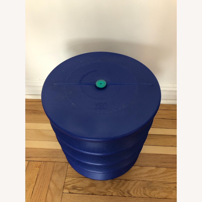 KidsErgo Ergonomic Stool for Active Sitting (Blue) - image-4