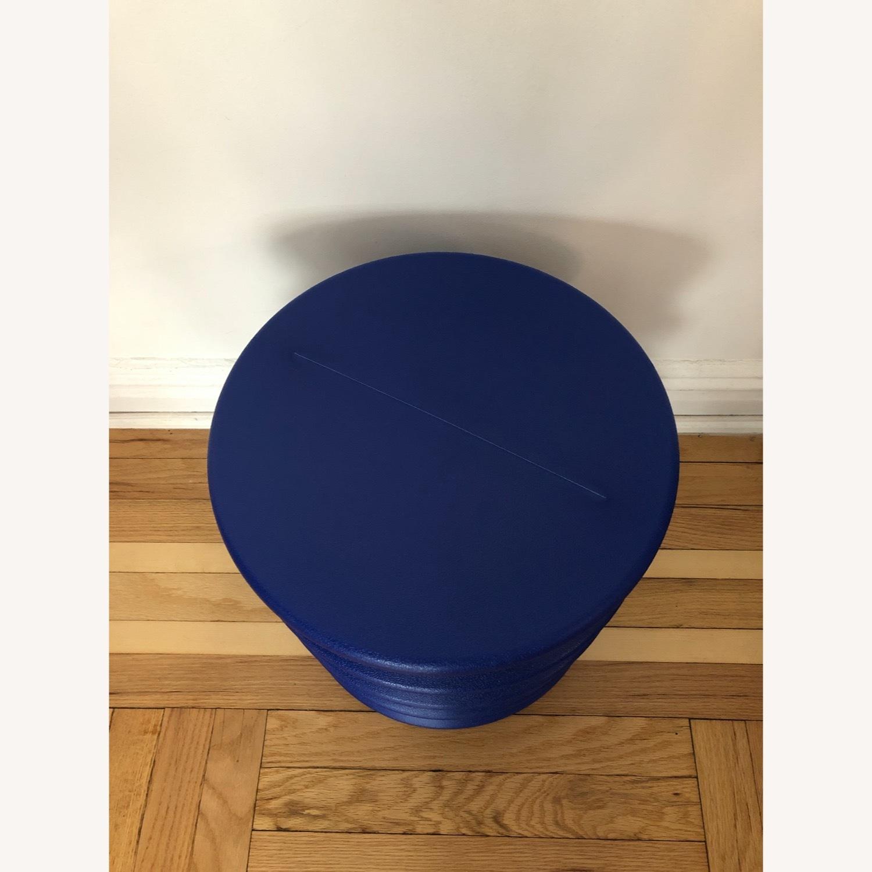KidsErgo Ergonomic Stool for Active Sitting (Blue) - image-5