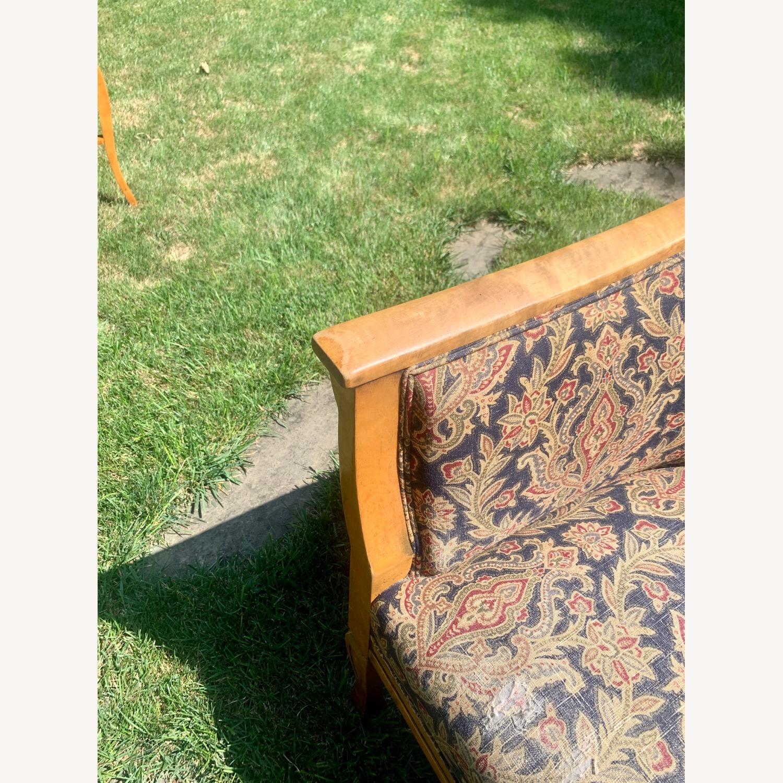 Set of 2 Antique Biedermeier Chairs - image-5