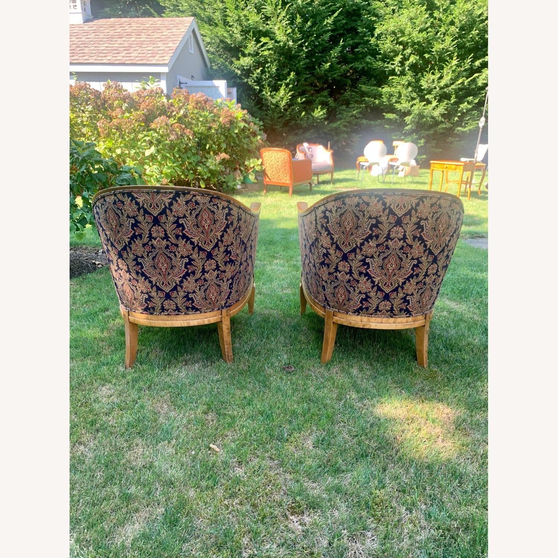 Set of 2 Antique Biedermeier Chairs - image-10