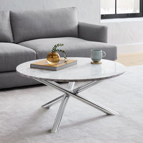 Used West Elm Apex Coffee Table for sale on AptDeco