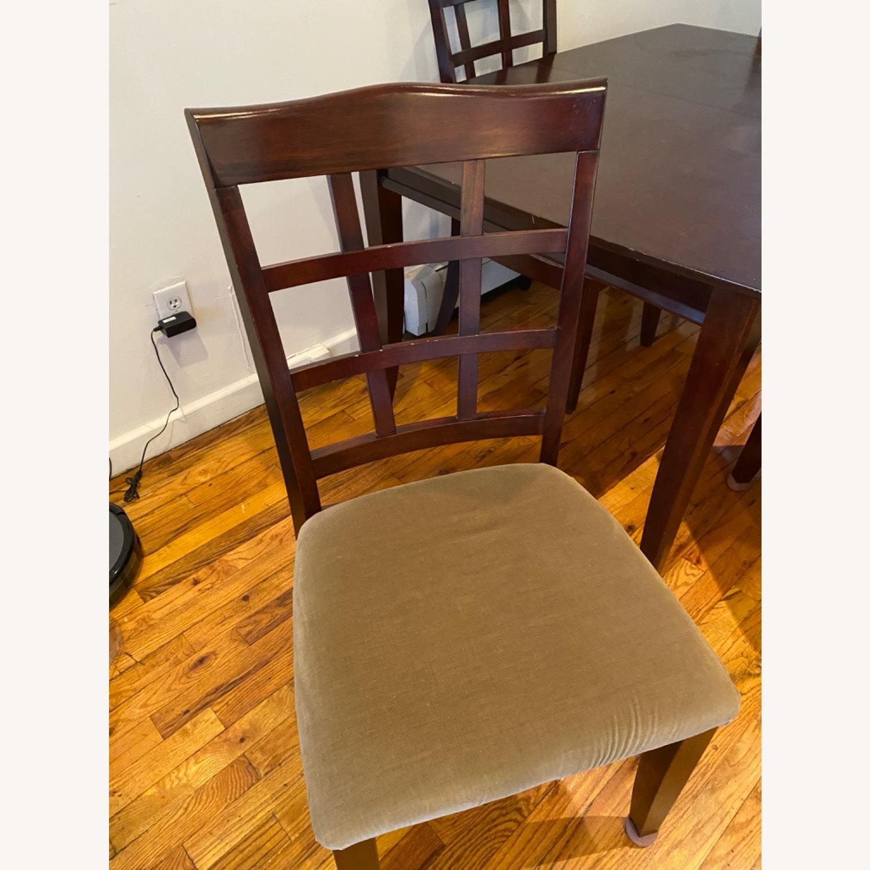 Solid Wood Dining Set - image-6